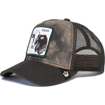 Goorin Bros. Cow Make That Money Black Trucker Hat