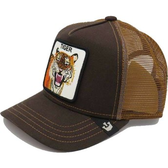 Goorin Bros. Youth Little Tiger Brown Trucker Hat