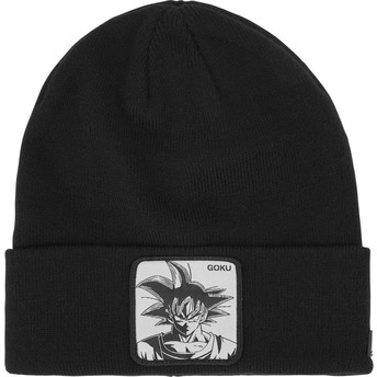Capslab Son Goku BON GOK2 Dragon Ball Black Beanie