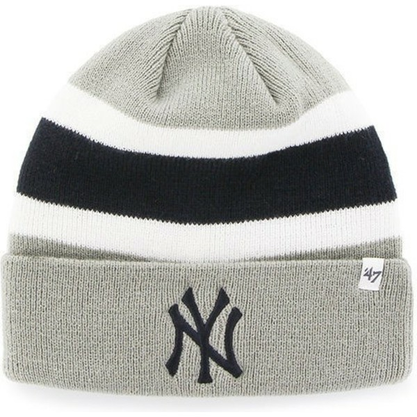 berretto-grigio-di-new-york-yankees-mlb-di-47-brand