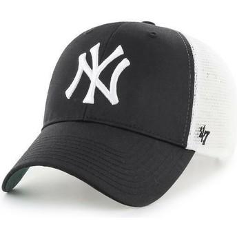 Cappellino trucker nero di MLB New York Yankees di 47 Brand